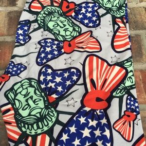 LuLaRoe Pants - LuLaRoe Leggings - Americana